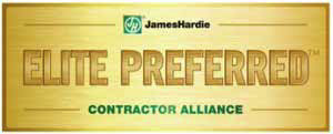 Titan Siding Elite Preferred James Hardie
